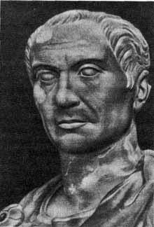 гай юлий цезарь считался гением:
